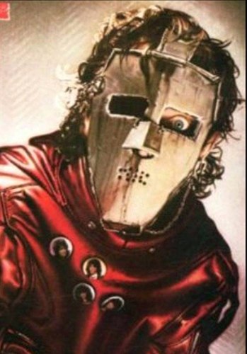 Man with the iron mask