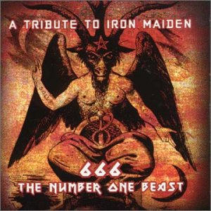 A tribute to ironmaiden 666