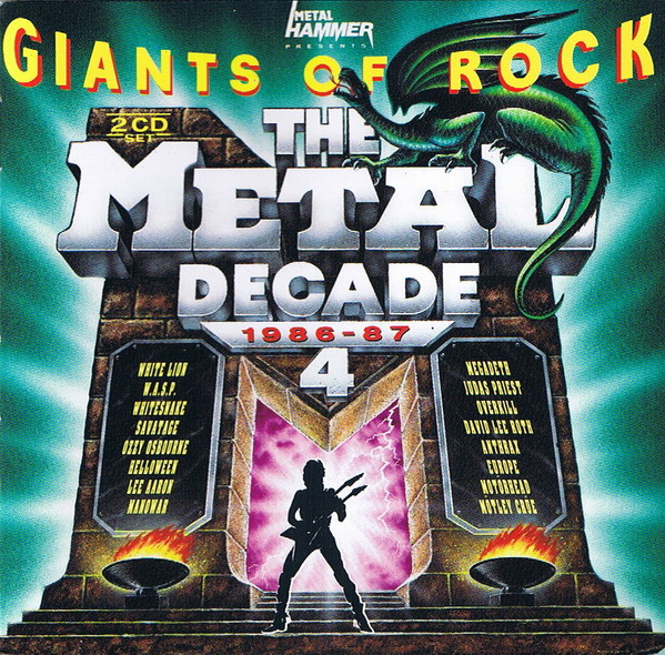 Metal decade iv