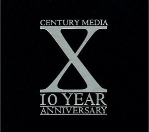 Century media records 10 years