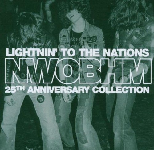 Lightnin' to the nations nwobhm