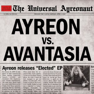 Ayereon vs Avantasia - Elected
