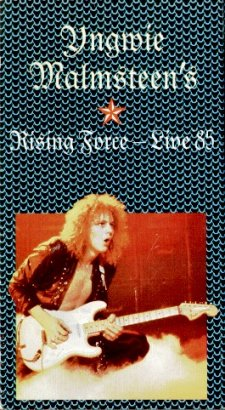 Rising force live 85