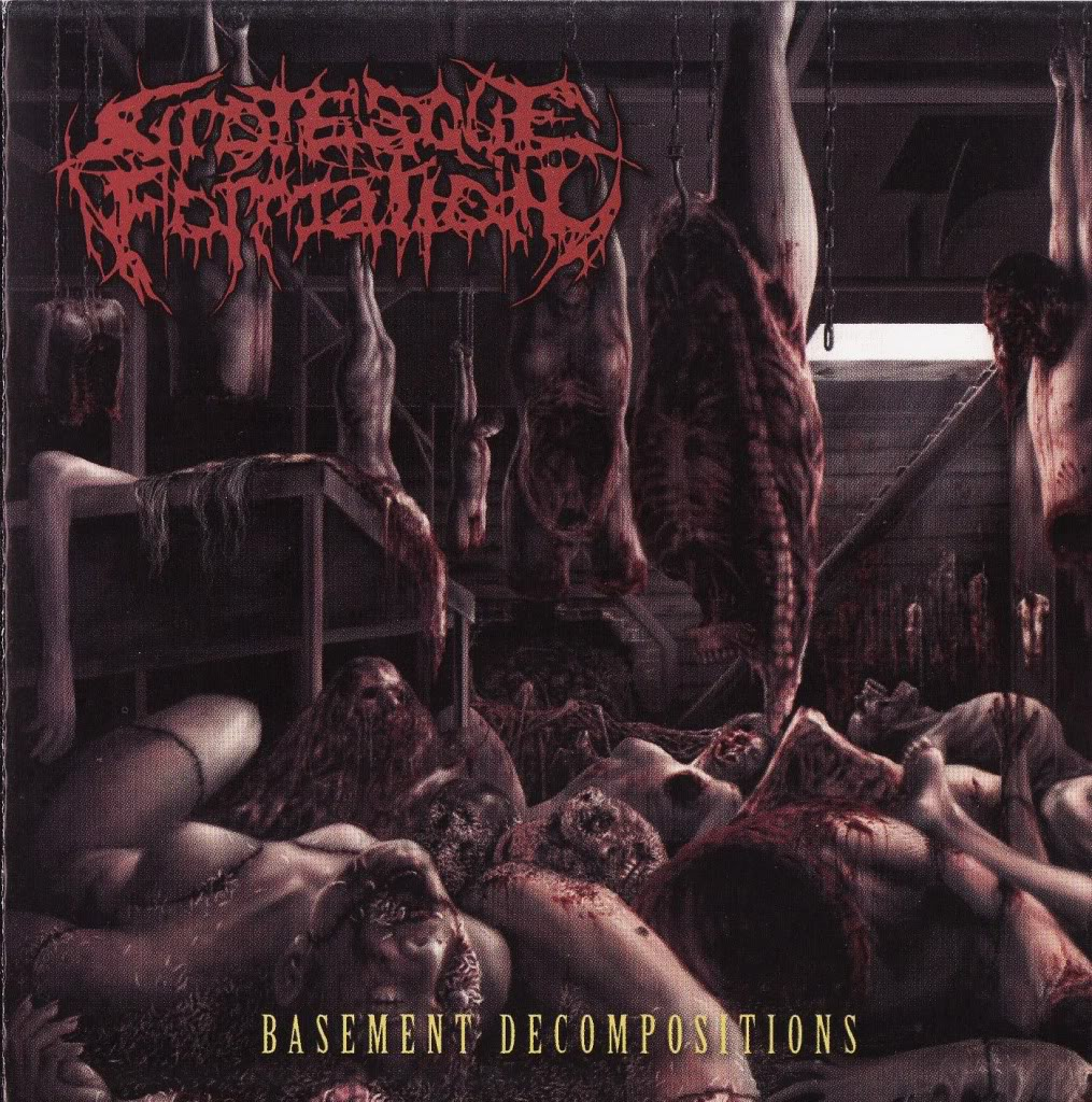 Basement decomposition