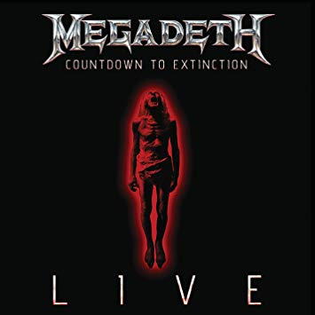 Countdown To extinction Live