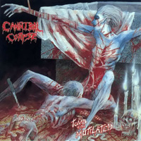 Tomb of mutilated