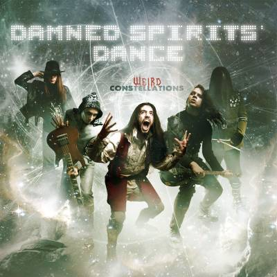 Damned spirits dance: weird constellations