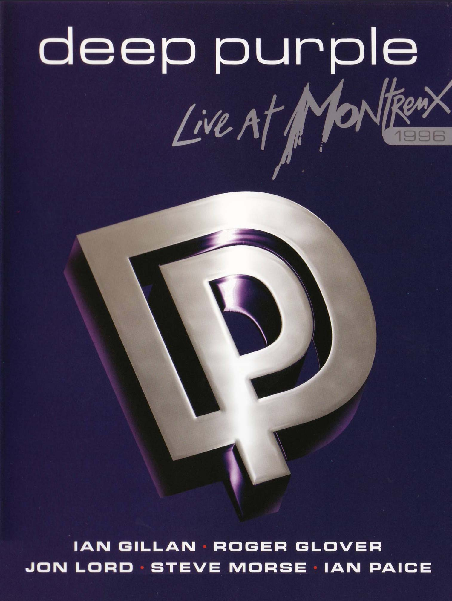 Live at montreux 1996