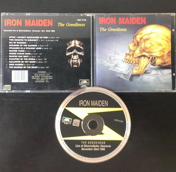 Iron Maiden :: Metalcollection ch