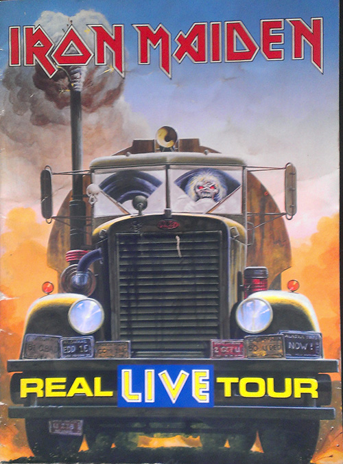 A real live tour