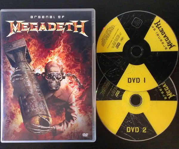 Arsenal of megadeth