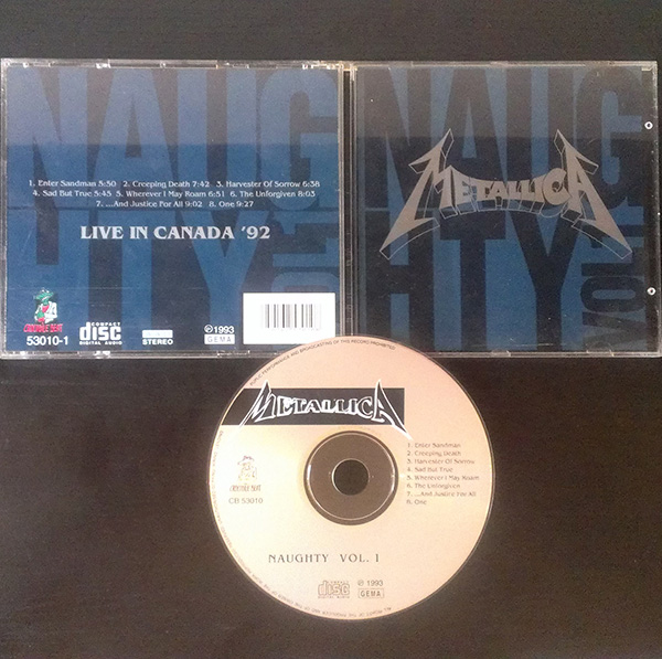 Live in canada 92