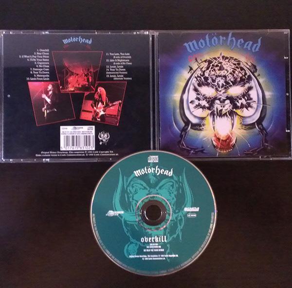 Motörhead :: Metalcollection ch
