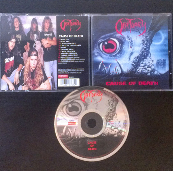 Cause of death