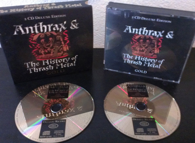 Anthrax & the history of thrash metal