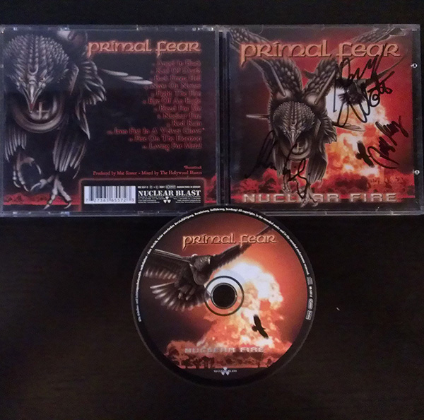 Primal Fear :: Metalcollection ch