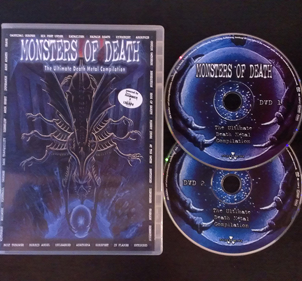 Monsters of death