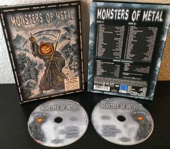 Monsters of metal iii