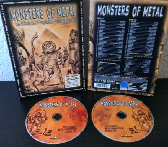 Monsters of metal iv