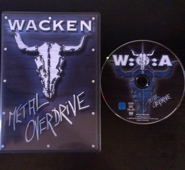 Wacken metal overdrive