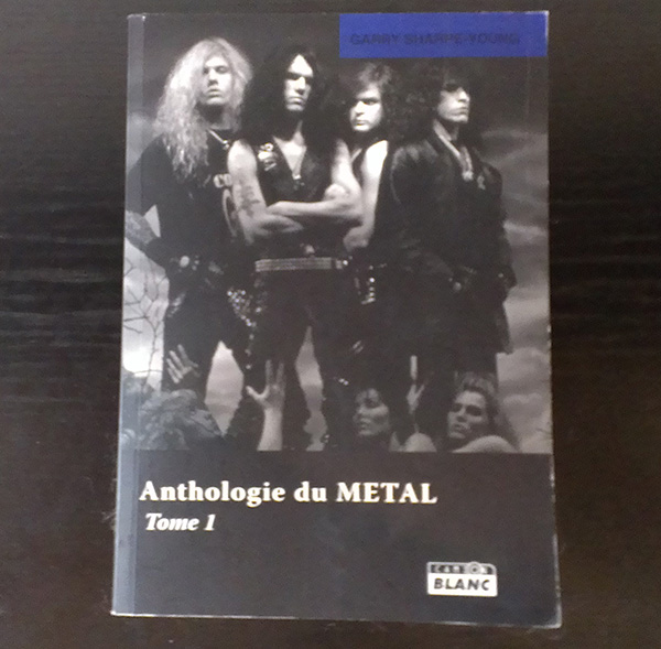 Anthologie du metal tome 1