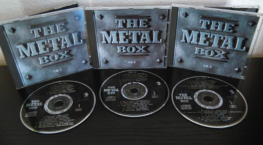 The Metal Box