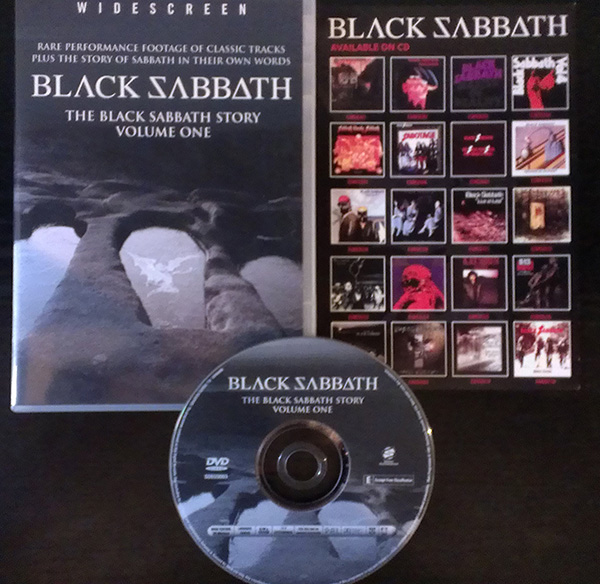 The black sabbath story
