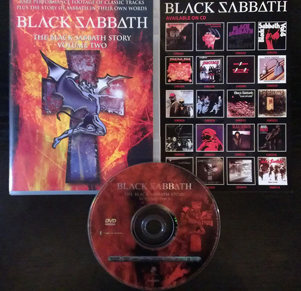 The black sabbath story ii