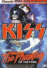 Kiss Meet The Phantom Of The Park