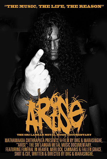 Arise - The Sri Lankan Metal Music Documentary